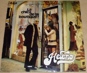 Un exito de Heleno la chica de la boutique