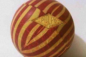 Te contamos la historia de la pelota pulpo