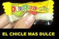 Los chicles Dinovo fueron dulces como nuestra infancia!