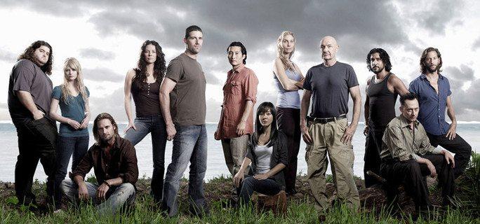 Perdidos en el Pacifico! Lost serie televisiva