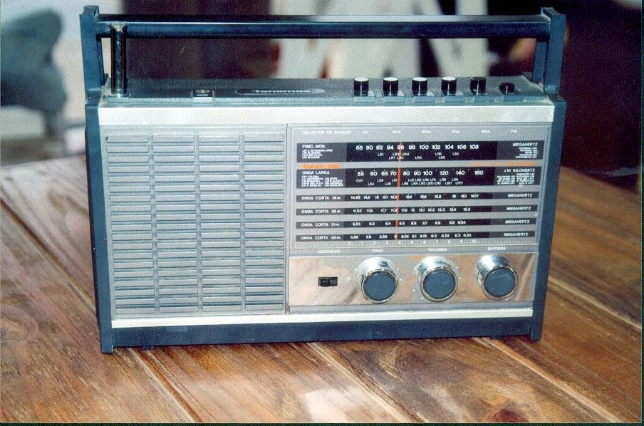 Recordando la radio antigua tonomac te acordas - Fotos radios antiguas ...