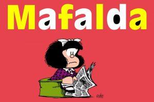 Quino y las frases de Mafalda