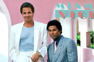 Una exitosa serie policial División Miami o Miami Vice