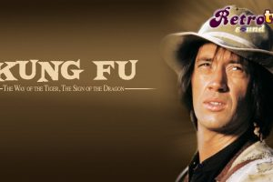 La exitosa serie kung fu