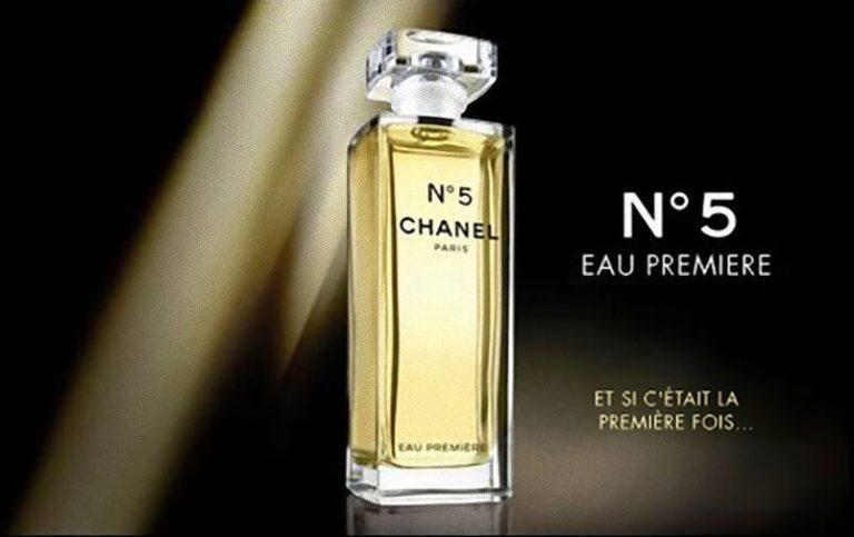 El chanel n05 perfume