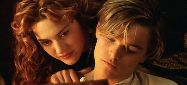 historia de la película Titanic, una historia apasionante