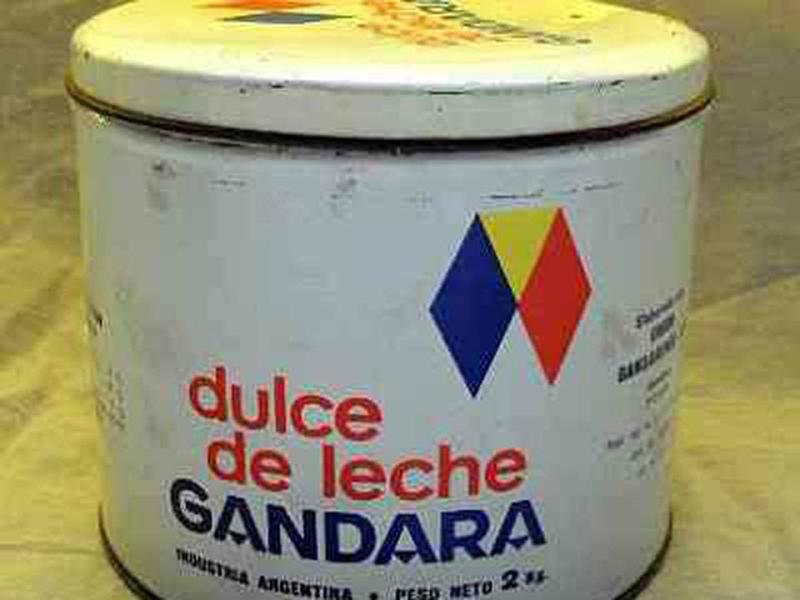 Recordamos el dulce de leche Gandara
