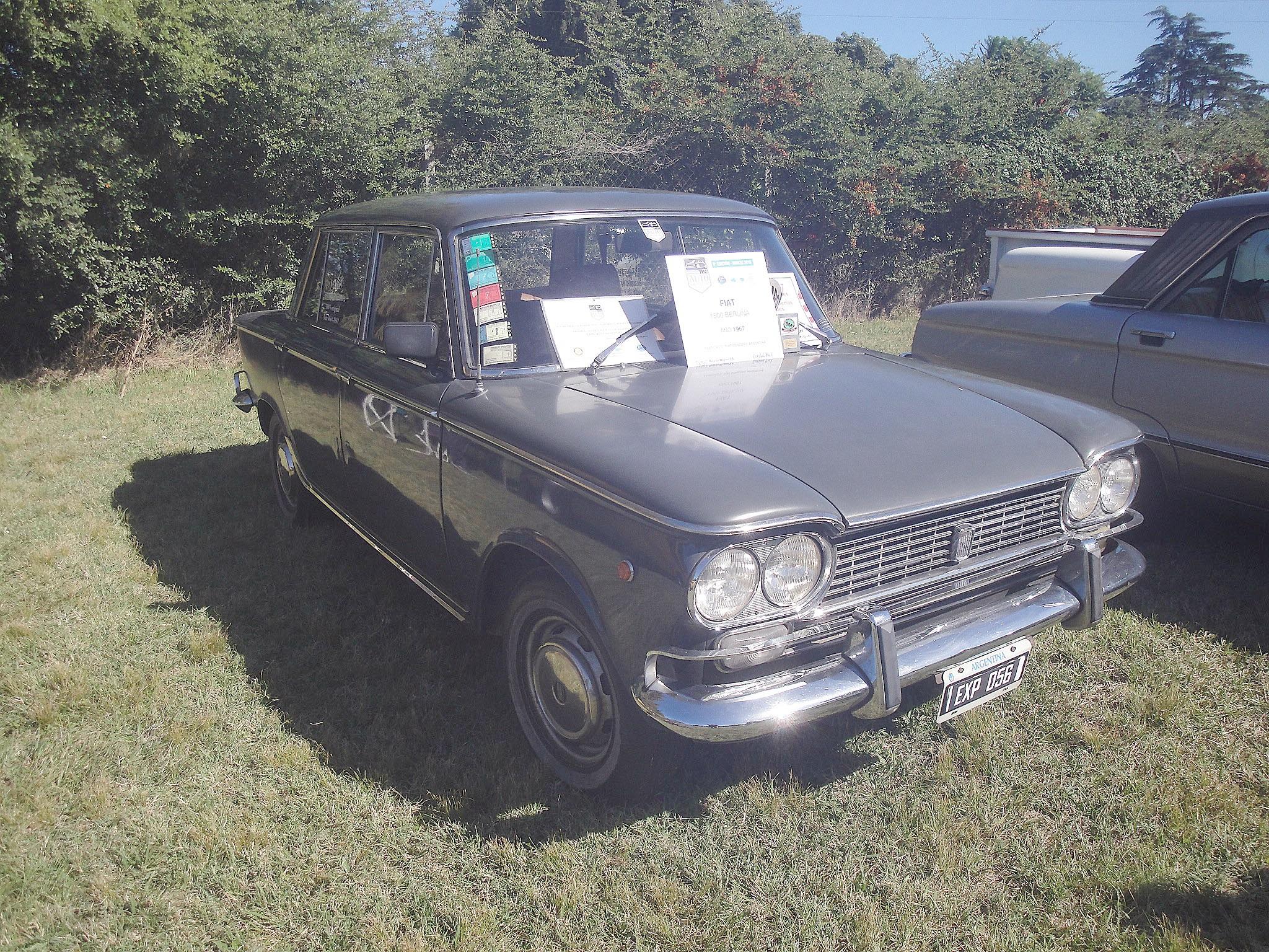 La inolvidable Fiat 1500